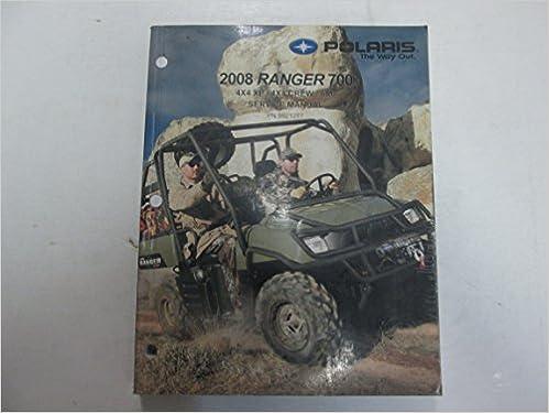 2009 polaris ranger xp700 4x4 and hd700 4x4 service manual
