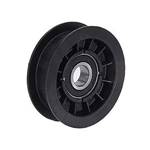 (1) Replacement Flat Idler Pulley Murray Riding Lawn Mowers 405014x92A 42500B 425603x99A 425620x92A