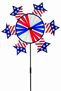 Spoontiques Americana Triple Wind Spinner