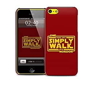 simply walk iPhone 5c protective phone case