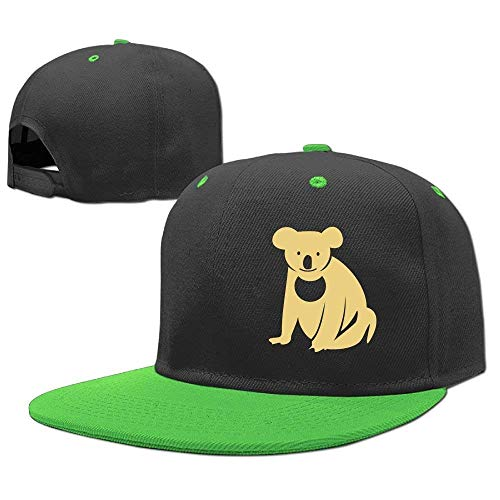 Baseball RGFJJE Hat Cap béisbol Gorras Hop Koala Boys Hip Yellow Girls wx66q4AE