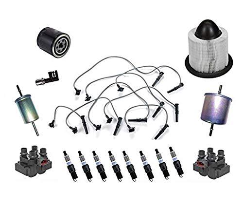 Amazon.com: Air Filter Platinum Plugs Oil Filter Spark Plug ... on