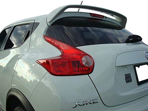 Factory Style Spoiler made for the 2011-2018 Nissan Juke Painted in the Factory Paint Code of Your Choice 542 QAB ()