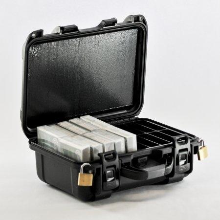 Turtlecase 07-519006 LTO - 19 Capacity Waterproof Turtle Case