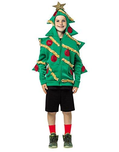 Rasta Imposta Christmas Tree Hoodie, 4-6