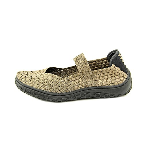 Corkys Woven Womens Liz Flats Gold Shoes Fashion zwzrcp6qU