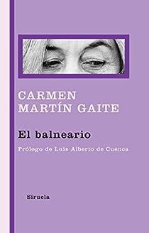 El balneario par Martín Gaite