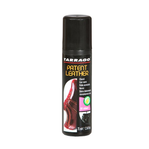 Tarrago Leather Shoe Cleaner - Cleans, Nourishes, Shines Footwear (Shoe Polish Patent Leather)