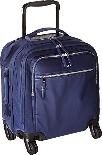TUMI - Voyageur Osona Compact Wheeled Carry-On Luggage - 16 Inch Rolling Suitcase for Women - Ultramarine