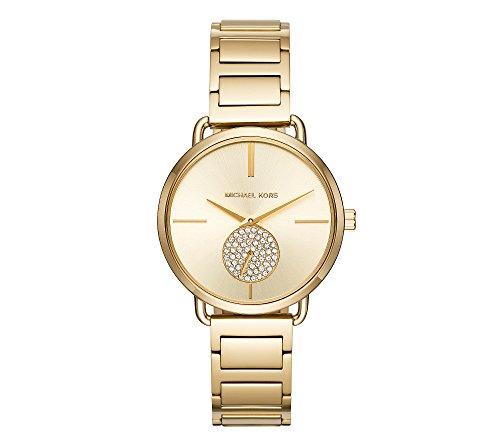 Michael Kors Women's Portia Gold-Tone Watch MK3639 by Michael Kors