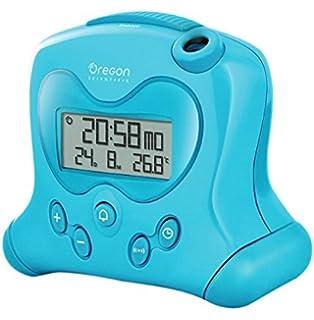 Oregon Scientific RM313P Reloj despertador de sobremesa con Proyección