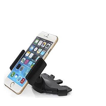 K-S-Trade® Ranura De CD Smartphone Soporte para Sony, Samsung ...