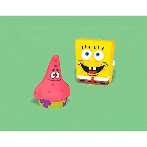 Finger Puppets Spongebob Squarepants Favors (4ct)]()