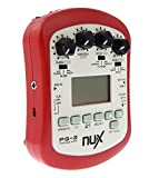 NUX PG-2 Guitar Effect Multifunctional with 3 Selectable Rhythm Patterns