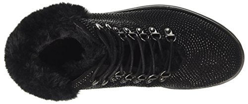 Cafenoir Womens boots, colour Grey, brand, model Womens Boots FD910 Grey Black