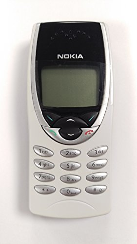 Nokia 8210 GSM Unlocked Dual Band Phone For Europe and Asian Countries.