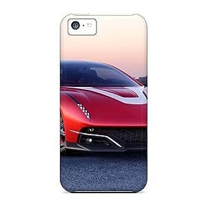 New Arrival Case Cover With KyS2397mxsJ Design For Iphone 5c- Italdesign Giugiaro Brivido Concept Car