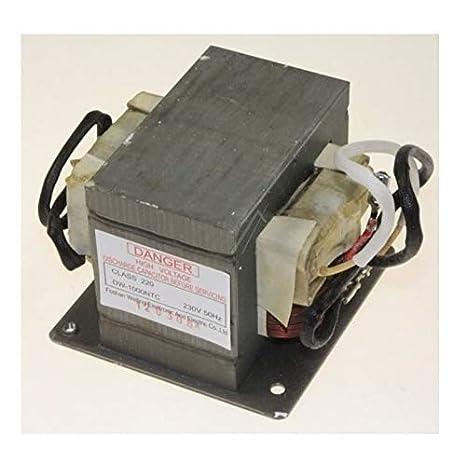 Whirlpool - Transformador de alta tensión - 480120101605 ...