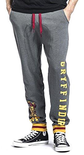 Harry Potter Gryffindor Pantalones gimnasia Chica gris/rojo/amarillo gris/rojo/amarillo