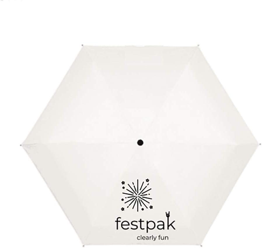 Compact Travel Umbrella,Windproof Waterproof Stick Umbrella Anti-UV Protection Umbrella
