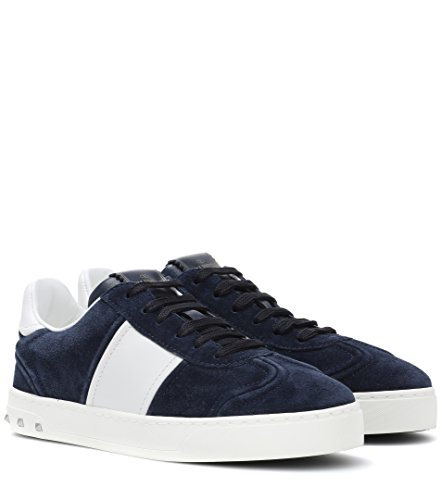 Valentino Garavani Fly Crew Suede Low-Top Sneakers for sale  Delivered anywhere in USA