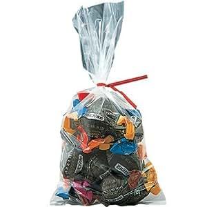 Amazon.com: PB11212 1.25 Mil Bolsas Poly, Plástico