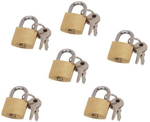 3-4-20mm-appx-mini-brass-lock-6-piece-set