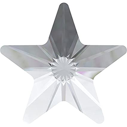 Amazon.com  2816 Swarovski Nail Art Gems   Flatback Crystal Shapes ... 0962c497ed3f