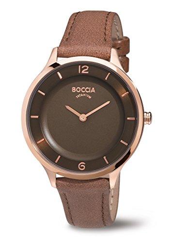 3249-03 Boccia Titanium Ladies Watch