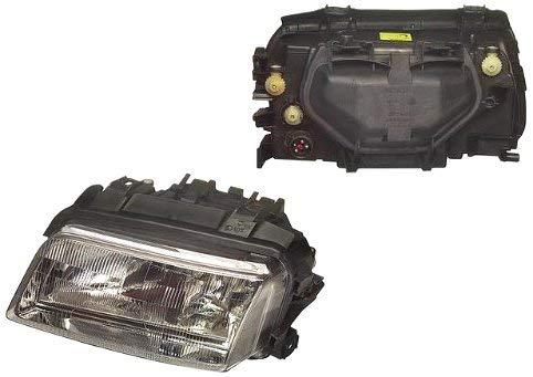 Audi A4 Quattro Driver Left Headlight Assembly Original Bosch 1 307 022 923 96-99