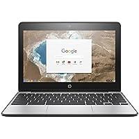HP Chromebook 11 G5 11.6 Chromebook - Intel Celeron N3050 Dual-core (2 Core) 1.60 GHz - 4 GB DDR3L SDRAM RAM - 16 GB Flash Memory Capacity - Intel HD Graphics DDR3L SDRAM - Chrome OS - 1366 x 768