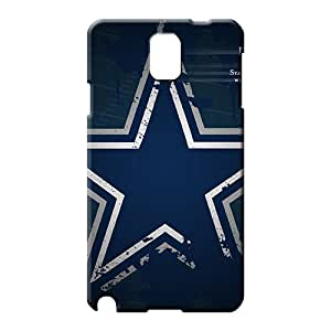 samsung note 3 Proof Colorful Eco-friendly Packaging cell phone skins dallas cowboys nfl football