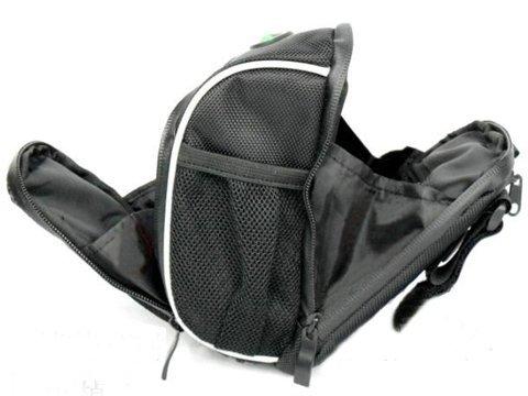 kaufen hier Bike Radfahren Lenkertasche Front Tube Tasche Korb vielseitig einsetzbares Waist Pack Griff Tasche mit Regen Cover