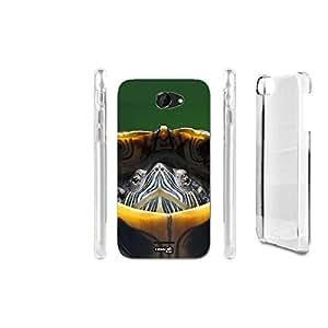 FUNDA CARCASA TARTARUGA GUSCIO PARA HTC DESIRE 516