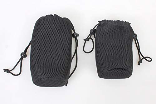 Camera Lens Padded Protective Pouch 2 Different Sizes