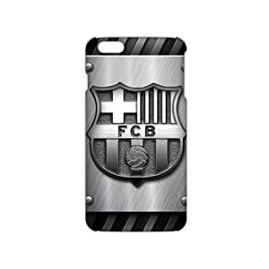 3D Case Cover FCB Logo fc barcelona logo Phone Case for iPhone6