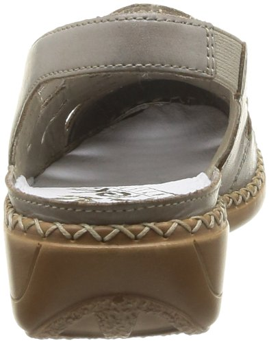 62 de femme 41390 Chaussures ville Rieker Beige fw5RpqFF
