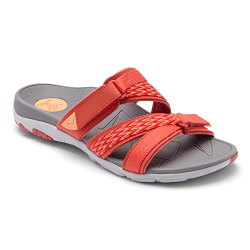 Vionic With Orthaheel Technology Women's Braeden Sandals Coral reliable online from china low shipping fee cheap sale visit new JJIBPN