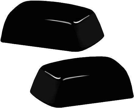 2014-2018 Chevrolet Silverado GMC Seirra Gloss Black Side Mirror Cover Kit OEM