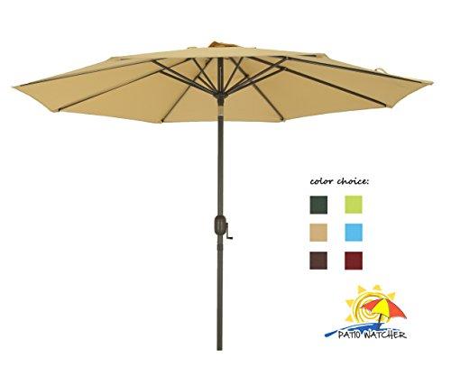 Patio Watcher Aluminum Umbrella Fabric