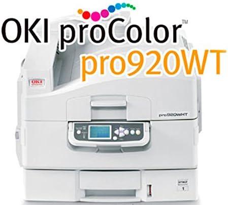 Okidata Pro 920 WT Blanco tóner Impresora para Transferencia de ...