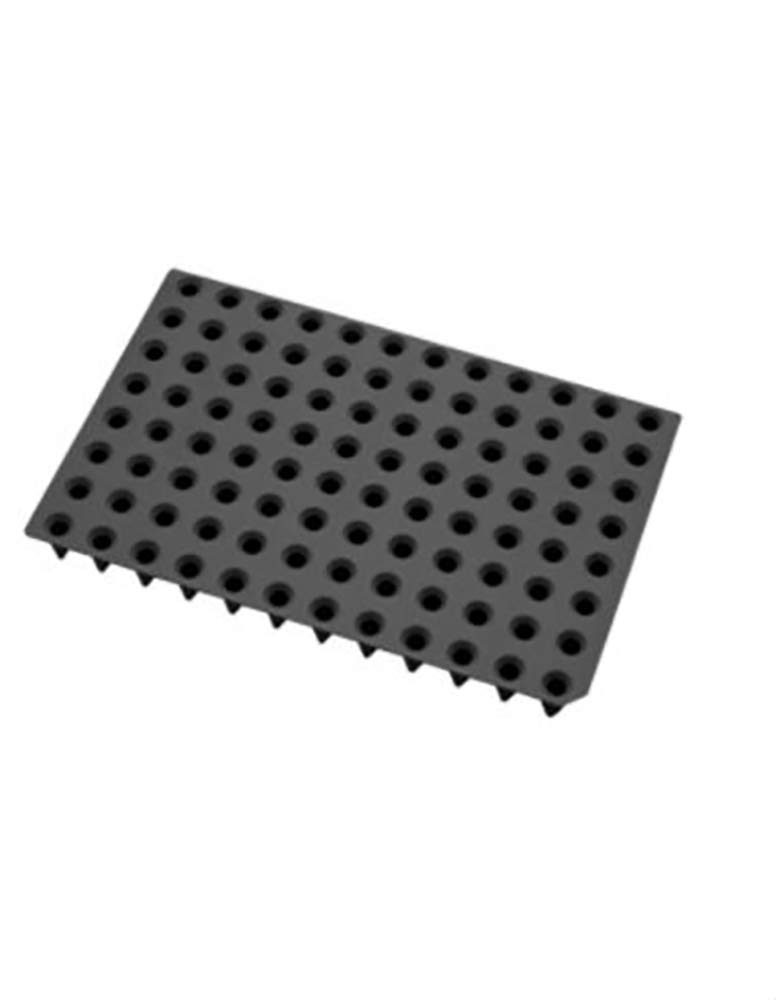 Septa Mats for ABI3100 Plates, for Multi-Capillary Sequencers, 10 Mats/Unit by Olympus Plastics