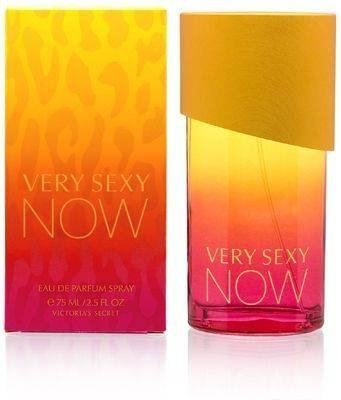 Very Sexy Now for Her by Victoria's Secret 2.5 oz Eau de Parfum Spray Yellow Box 2007 Edition - Very Sexy For Her Body Spray