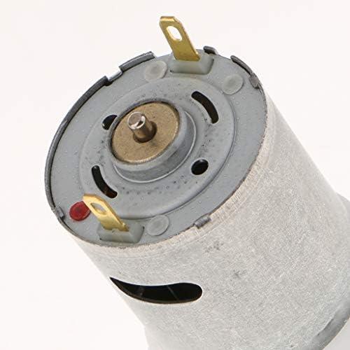 outil DC 3-12V pour pompe /à engrenages /à auto-amor/çage Mini pompe /à engrenages outil de pompage de leau avec moteur RS-360SH