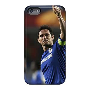 RitaSokul Apple Iphone 6s Plus Anti-Scratch Hard Cell-phone Cases Customized Trendy The Halfback Of Chelsea Frank Lampard Series [Hlr10paJB]