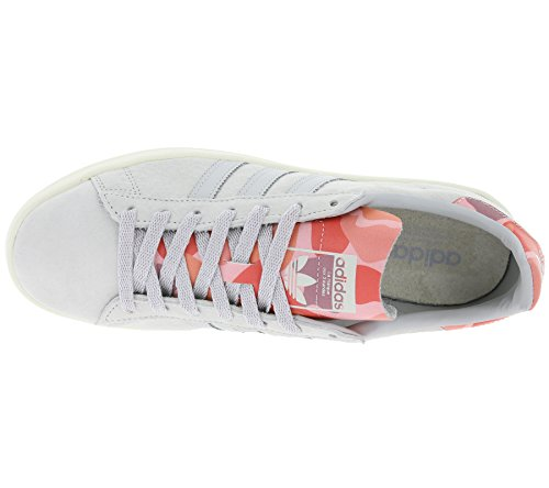 Scarpe Da Ginnastica Adidas Original Mens Campus Universali Us10 Grigio