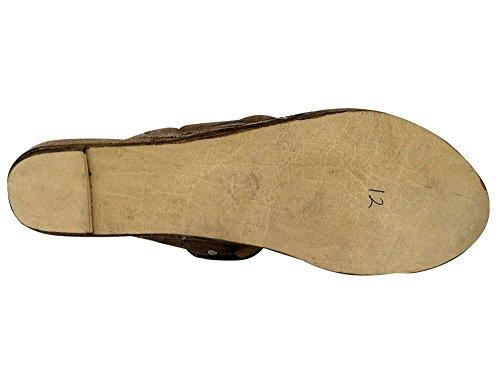 Step n Style Schritt N Style Frauen traditionellen Resham Stickerei Arbeit Sandalen Kurti (begriffsklärung) Frauengewand Sandalen