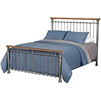 Home Styles Furniture 5061-600 The Orleans Bed, King