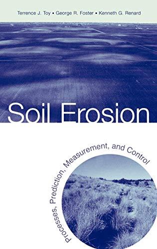 (Soil Erosion: Processes, Prediction, Measurement, and Control)