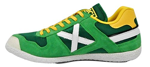 Munich Goal, Zapatillas para Mujer Verde